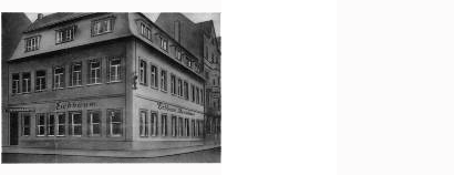 historical picture of the Eichbaum brewery